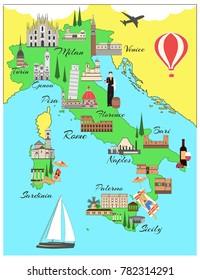 Rome Tourist Stock Vectors Images Vector Art Shutterstock