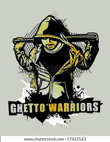 Ghetto suihkuta