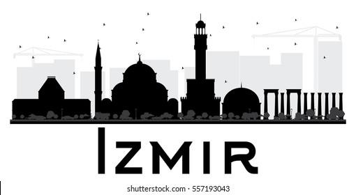 Izmir Silhouette Stock Vectors Images Vector Art Shutterstock
