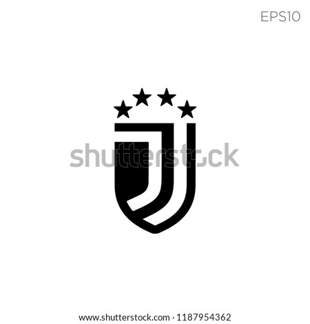 J letters initial football
