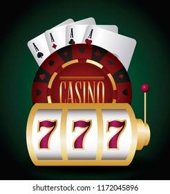 jackpot and casino design
