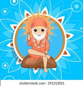 Jai Sai Baba - Indian Goddess
