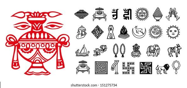 Jain Religious Symbols