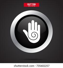 Jain sign icon
