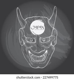 Japan design elements.