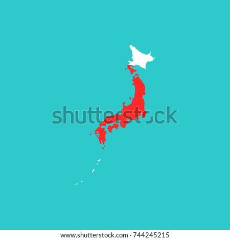 Japan Map Silhouette Flag Vector Isolated Stock Vector (Royalty Free on hyogo japan, yokota japan, winter in japan, kawasaki japan, info about japan, world map japan, languages spoken in japan, hakone japan, kanagawa japan, nikko japan, gifu japan, takayama japan, printable map japan, honshu japan, hiroshima japan, sendai japan, mountains in japan, nagoya japan, hamamatsu japan,