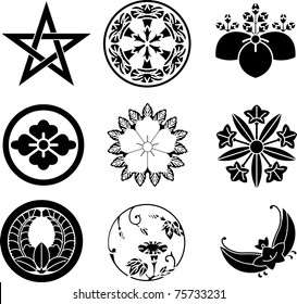 Japanese Family Crests 4