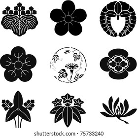 Japanese Family Crests 6