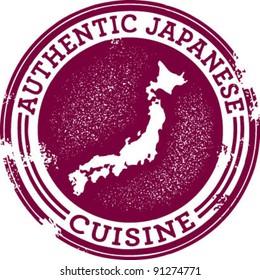Japanese Food Stamp