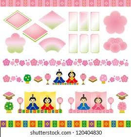 Japanese Girls' Festival