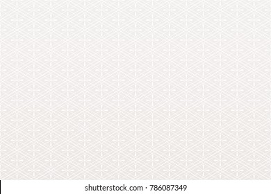 Japanese traditional background. white wallpaper.