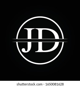 jd logo images stock photos vectors shutterstock https www shutterstock com image vector jd letter type logo design vector 1650081628