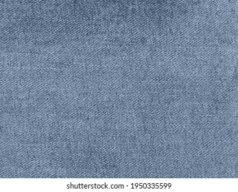 Jeans background, denim fabric texture pattern. Blue jeans cloth, great for textiles, banners, wallpapers, wrapping - vector illustration.