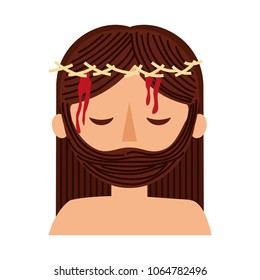 Jesus Christ Crown Thorns Stock Vector Royalty Free 1064782496 Learn how to draw jesus crown of thorns pictures using these outlines or print just for coloring. shutterstock