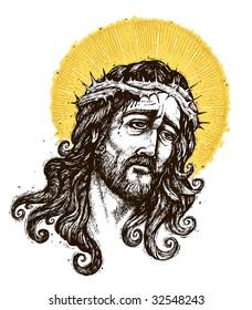 Jesus Christ  - Portrait