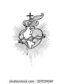 Jesus Sacred Heart 2