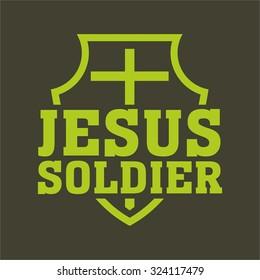 Jesus soldier