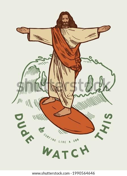 jesus-surfing-funny-tshirt-print-600w-19