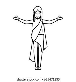 jesuschrist avatar character icon