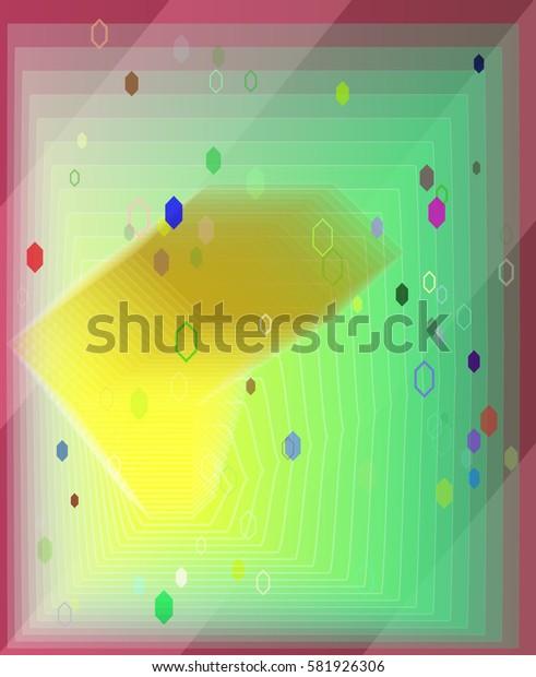 jewel texture elements