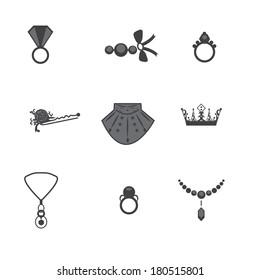jewelery icons