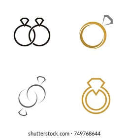 Jewelry Logo Element