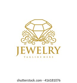 Jewelry Logo Template
