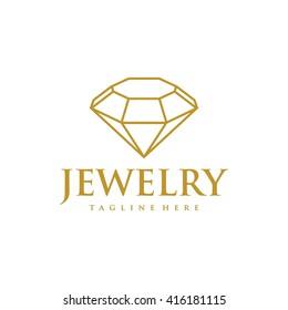 Jewelry Logo Template