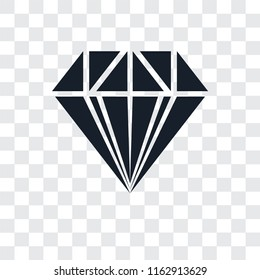 Jewelry vector icon isolated on transparent background, Jewelry logo concept