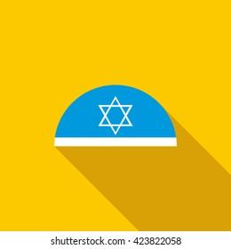 Jewish cap icon