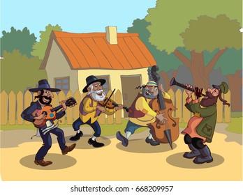 Jewish music band