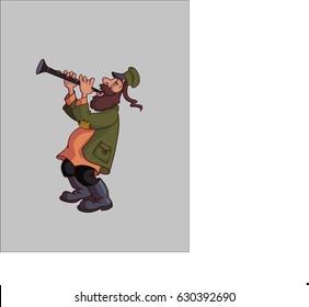 Jewish musician klezmer