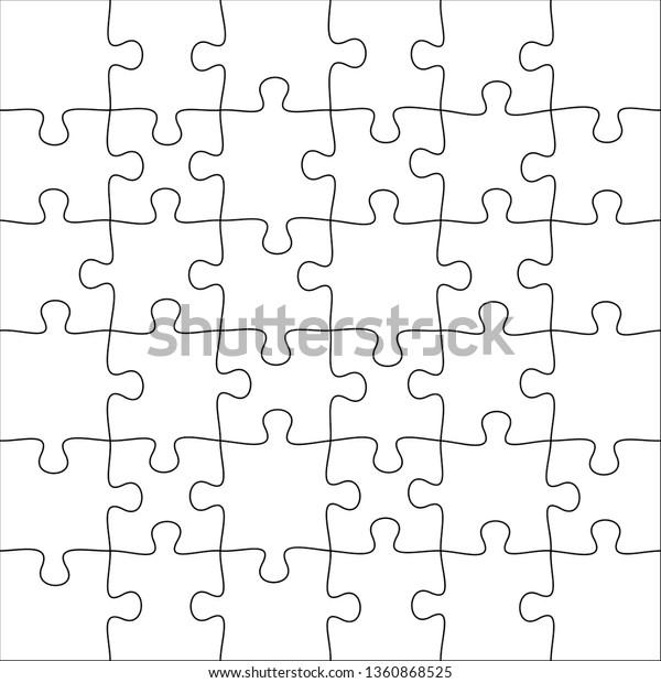 6x6 grid puzzle