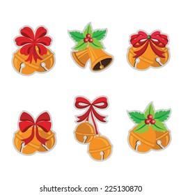 Jingle bells.Vector illustration