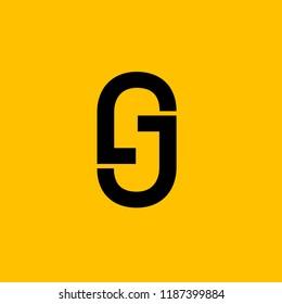 JJ letter logo . J icon logo .