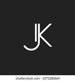 JK Logo Monogram