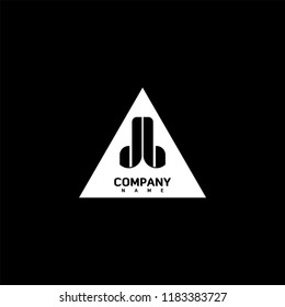 jl simple black company logo