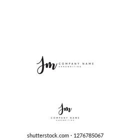 JM logo | Initial JM logo
