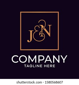 J&N Logo, JN Logo, Logo JN