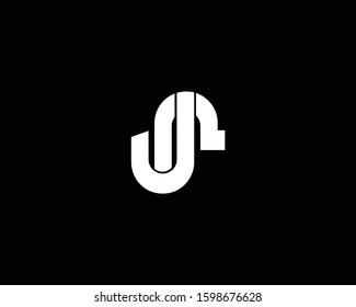 JN NJ letter logo. Unique attractive creative modern initial JN NJ initial based letter icon logo