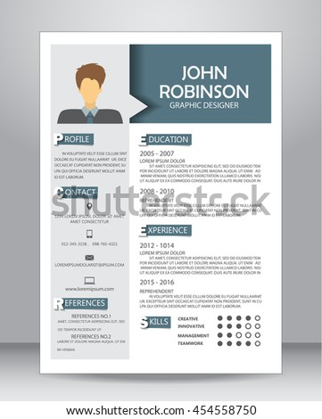 beaufiful layout for a resume photos customize 980 resume