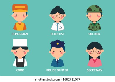 Careers Clipart Images Stock Photos Vectors Shutterstock