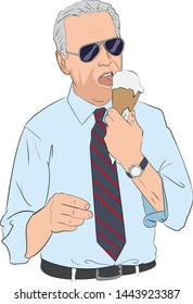 Joe Biden Ice Cream USA