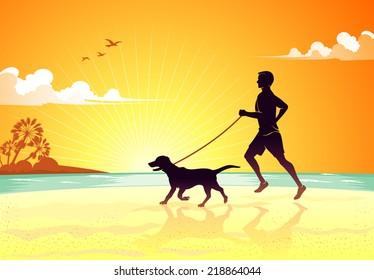 Jog with the Dog