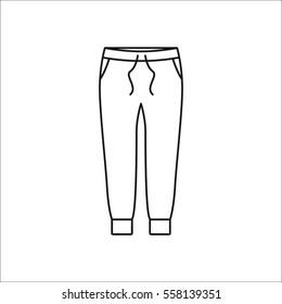 Similar Images, Stock Photos & Vectors of Mens Pants ...