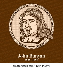 John Bunyan (1628-1688) was an English writer and Puritan preacher.