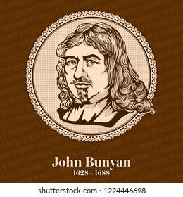 John Bunyan (1628-1688) was an English writer and Puritan preacher.