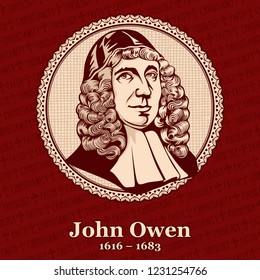 John Owen (1616 – 1683) was an English Nonconformist church leader, theologian, and academic administrator at the University of Oxford.