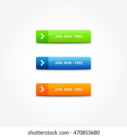 Join Now Free Web Buttons