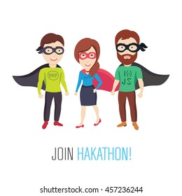 Join Programming Hackathon